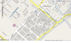 Google kaart locatie SV Cartouche